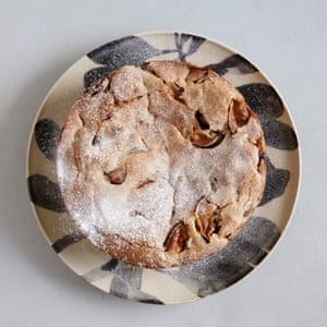 Fabrizia Lanza's torta di mele