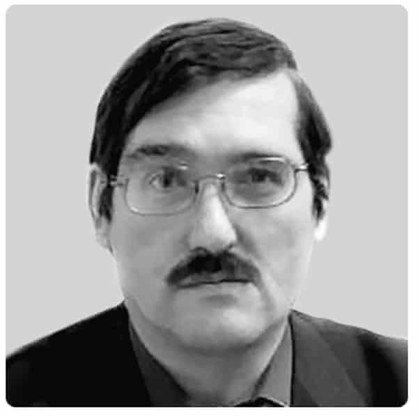 Nikolai Dobronravin.