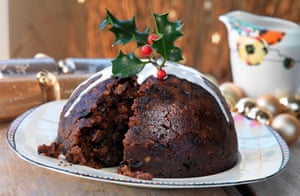 Christmas pudding – the murder weapon?