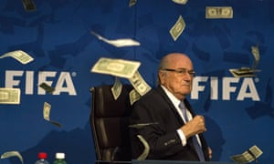 Sepp Blatter Earned  M Last Year As Fifas President Photograph Imago Barcroft Media