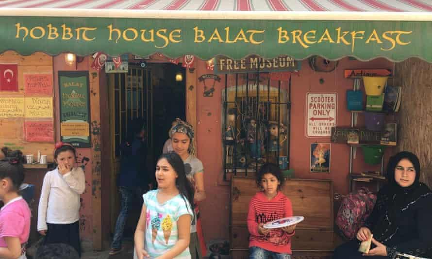 Hobbit House, Istanbul