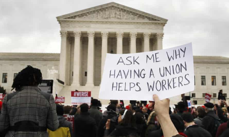 America needs to rebuild worker power in politics.