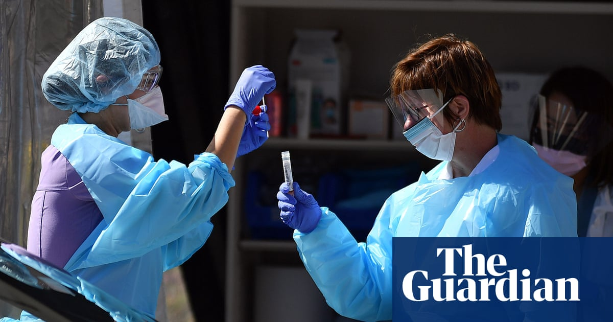US records highest number of daily coronavirus deaths since May – The Guardian