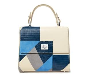 Bag, £1,350, by Hugo Boss.