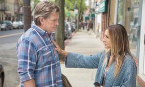 Thomas Haden Church and Sarah Jessica Parker in Divorce.