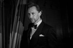 Avengers star Tom Hiddleston also presented one