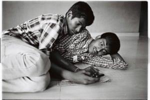 Ayaaz, 20, and Aftab, 15, India 2015