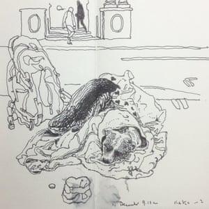 11 December, 9.10am by John Hewitt