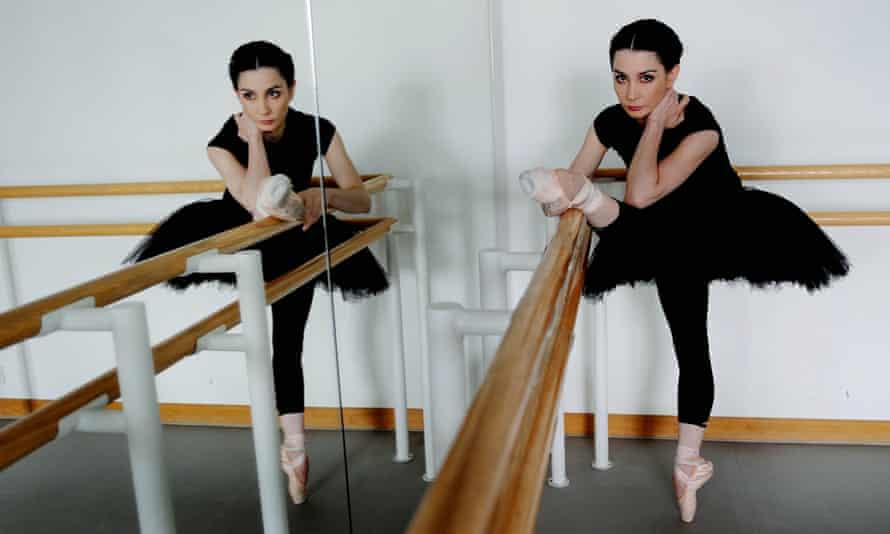 Take an online dance class with Tamara Rojo.