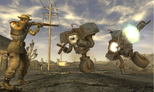 Put that gun down! Some players challenge themselves to complete Fallout: New Vegas without killing anything