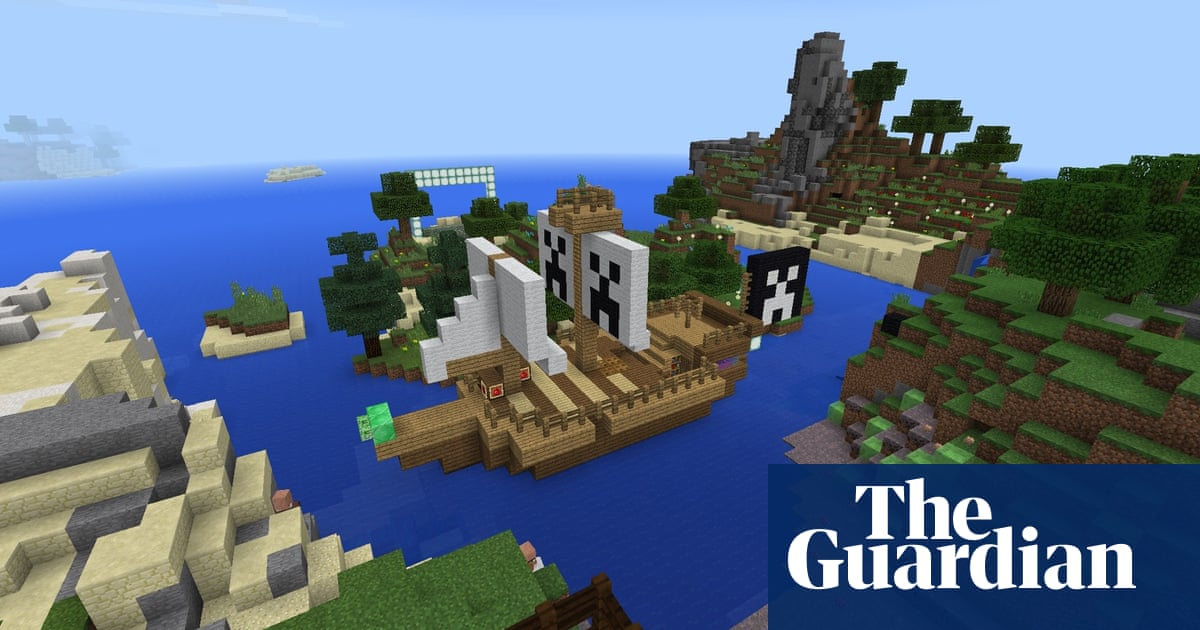 How Minecraft Is Helping Kids Fall In Love With Books Books The - Minecraft spiele mit autos