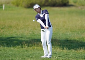 Ko Jin-young, the world No 1, has opted against competing in the Women's Open and her manager says: 'We are waiting to see if the Covid-19 situation in the US improves.'