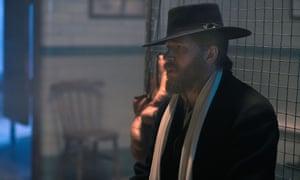 Punch drunk: Alfie Solomons (Tom Hardy)