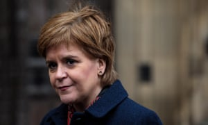 Scottish first minister Nicola Sturgeon, who says people need 'real reassurances' about their rights.