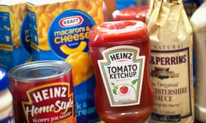 Analysts suggested the US food industry had grown too complacent.