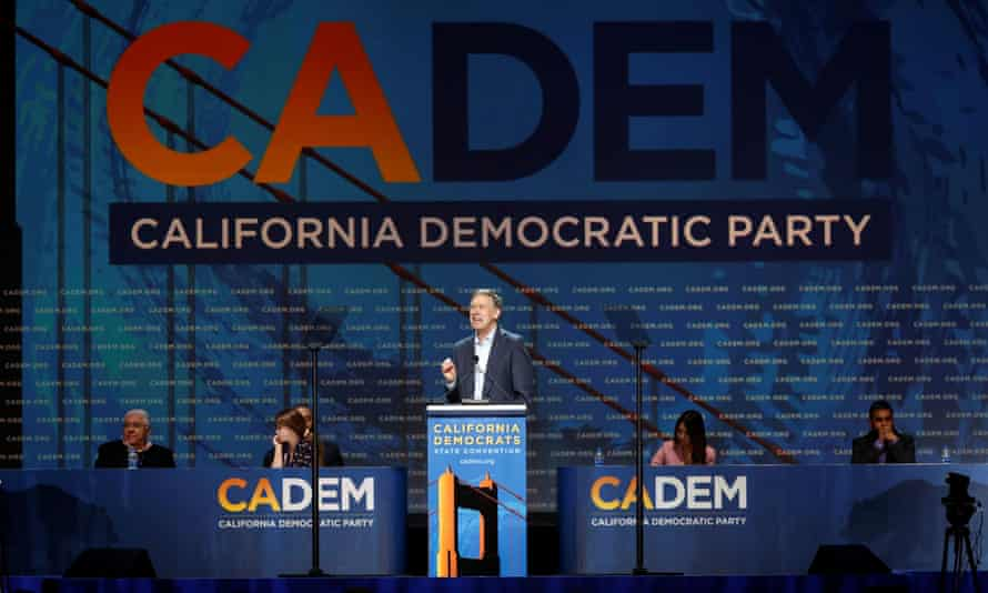 Democratic hopeful John Hickenlooper was booed by the audience for saying socialism is 'not the answer'.