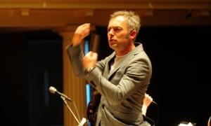 Conductor Charles Hazlewood