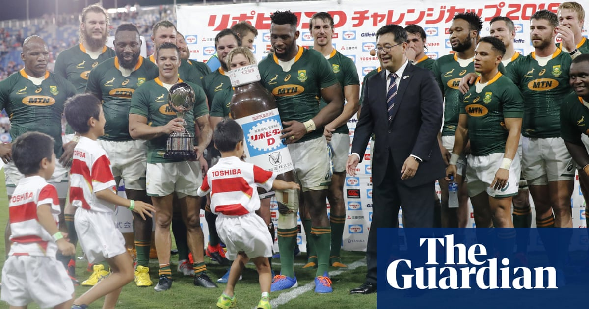 The Breakdown | Rugby World Cup's true kick-off will be South Africa v New Zealand