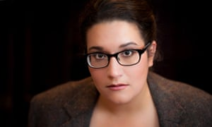 Carmen Maria Machado … finalist in the US National Book awards.