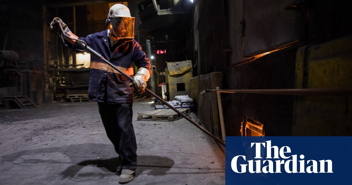 Liberty Steel plans to sell Yorkshire plant to stay afloat