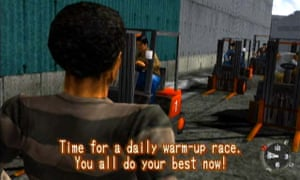 Shenmue introduced many new gameplay conventions, such as Quick-Time Events and forklift truck racing for capsule toys