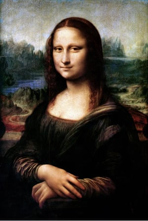 The Mona Lisa has also been bone of contention in the past.