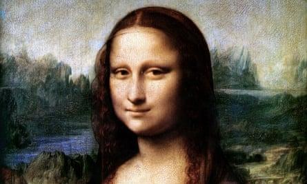 Leonardo's portrait of Lisa del Giocondo