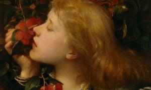 GF Watts's Ellen Terry (Choosing) (1864). Photograph: National Portrait Gallery London