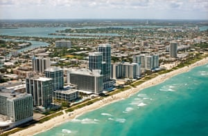 Miami mayor: 'People on the waterfront won't be able to stay unless they are very wealthy.'
