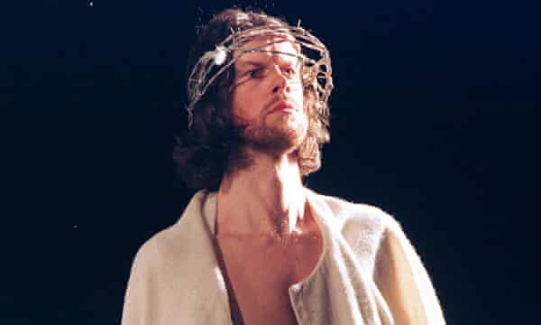 Paul Whelan in St John Passion at the Coliseum, London.