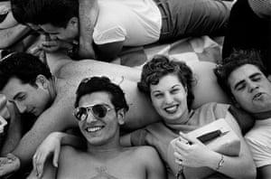 Coney Island Teenagers, 1949.