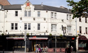 The City Arms pub in Cardiff, Wales.