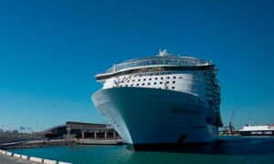 Australian man dead after falling from Royal Caribbean