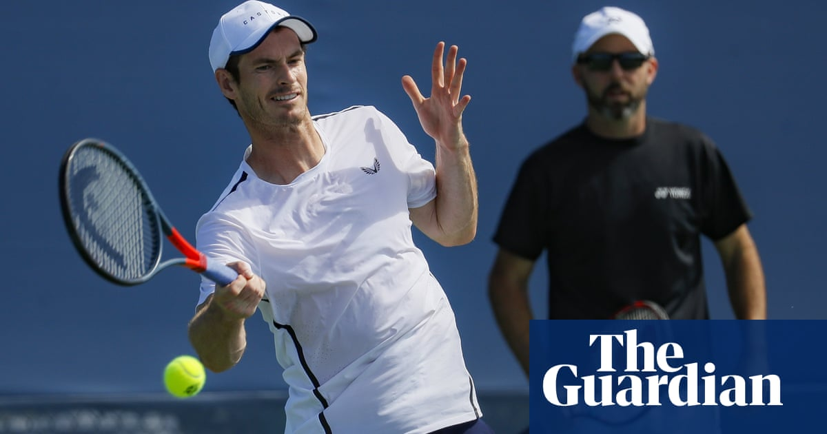Andy Murray's singles comeback to continue at two tournaments in China