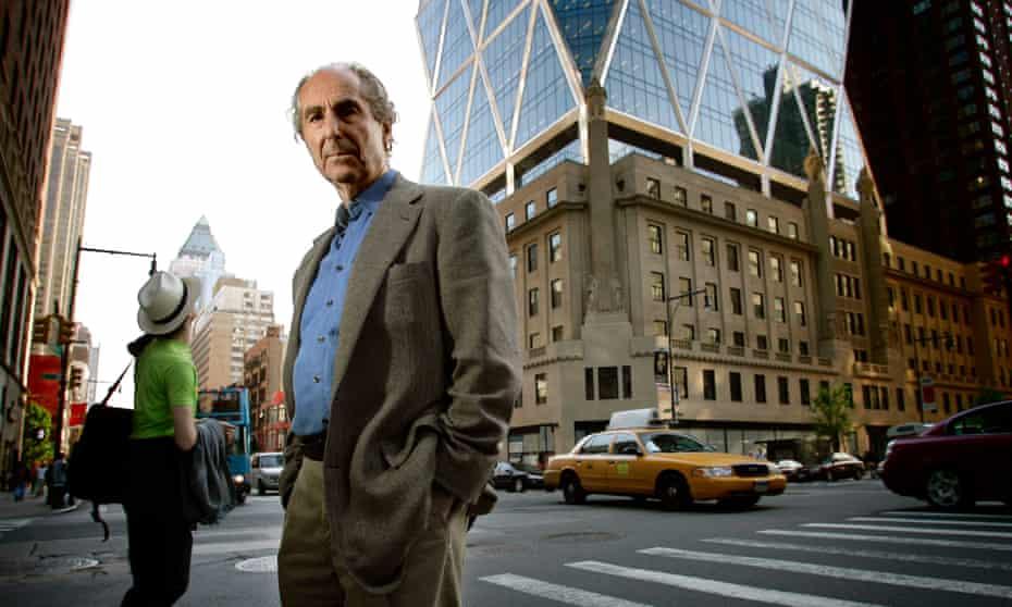 Philip Roth ... 'Just make me interesting.'
