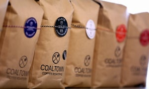 Coaltown coffee products