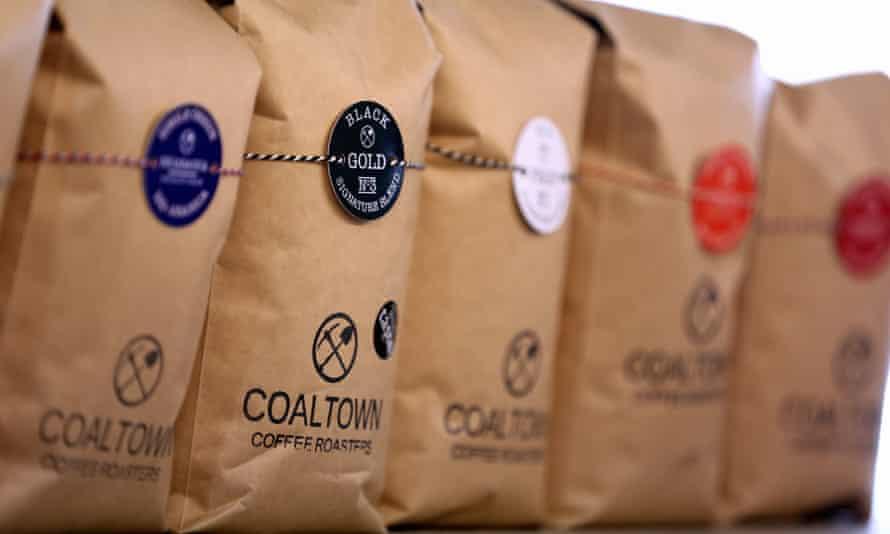 Coaltown coffee products