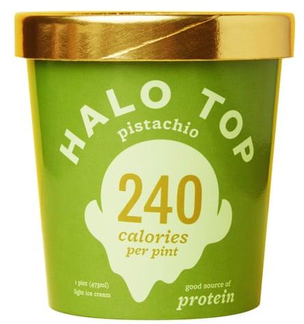 Unilever's ice-cream brands have been losing ground to Halo Top ice-cream.