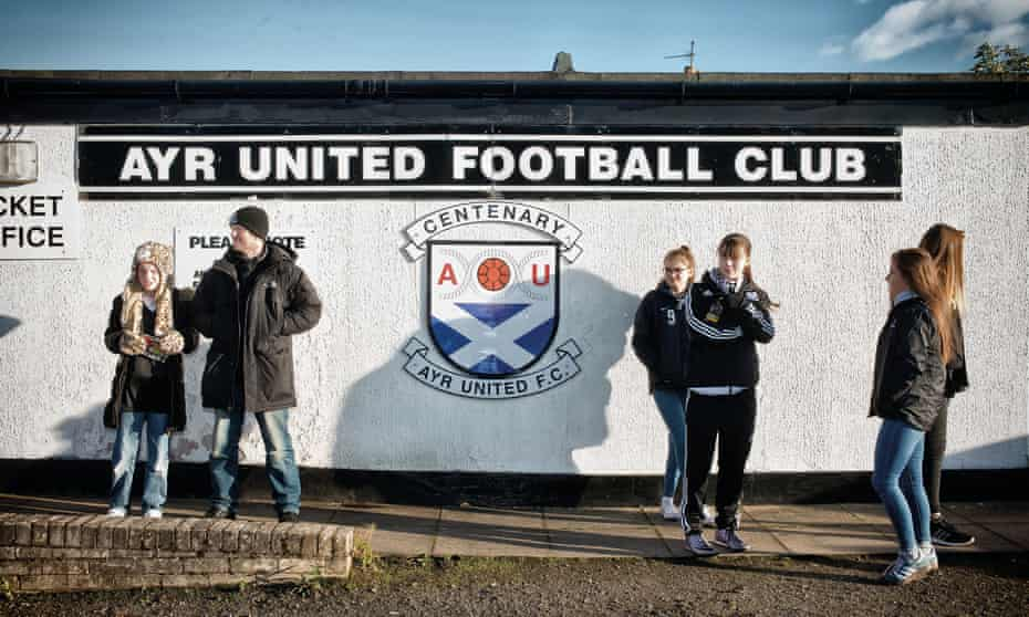 An away day to Ary United.