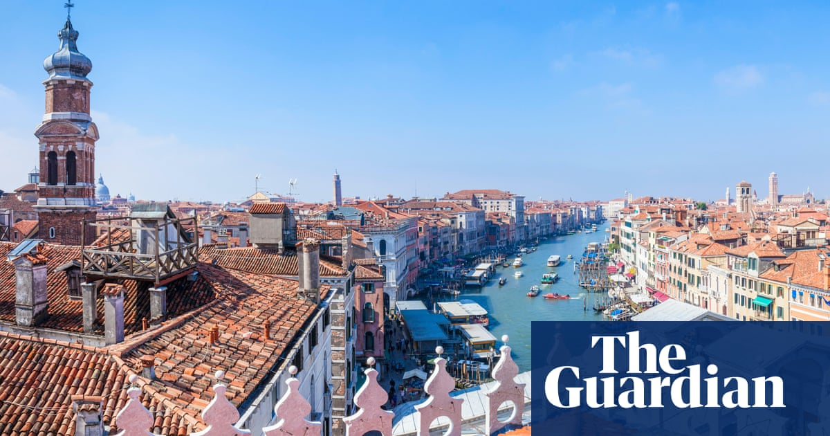 A local's guide to virtual Venice