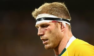 Wallabies star David Pocock will miss the rest of Australia's Test series against England after suffering a fractured eye socket in Saturday's loss at Suncorp Stadium.