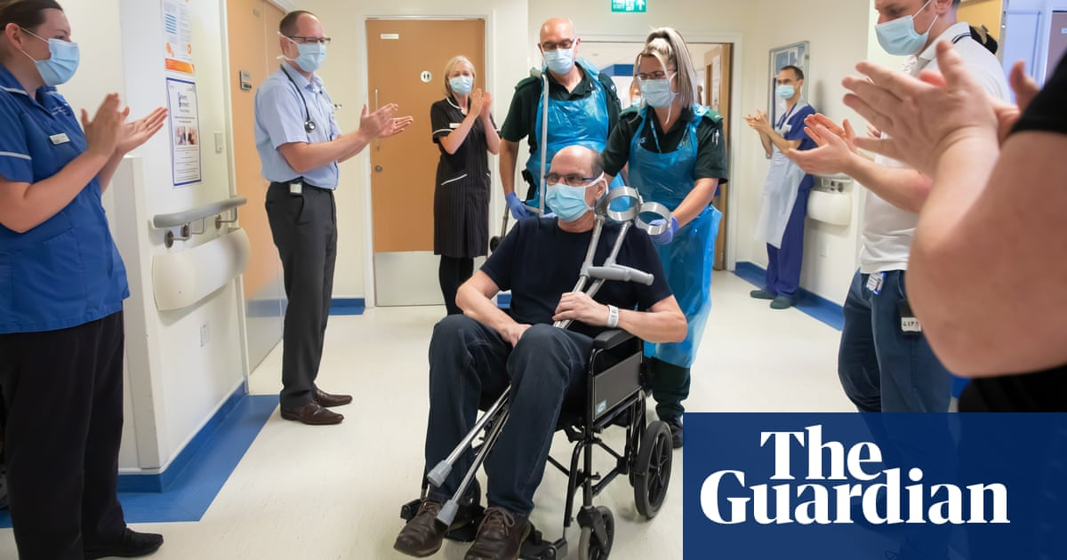 Life After Covid 19 Stories Of Survival And Loss From A Coventry Hospital Art And Design The Guardian