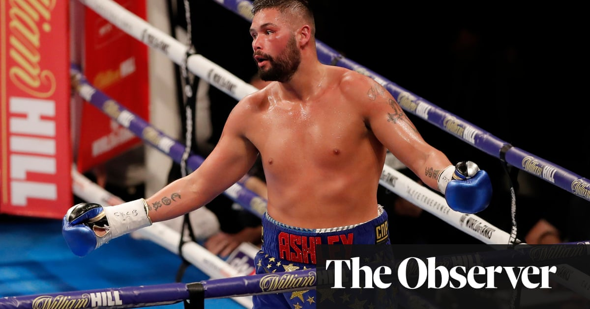 boxer who beat david haye
