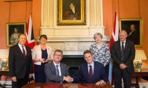 Tories and DUP members