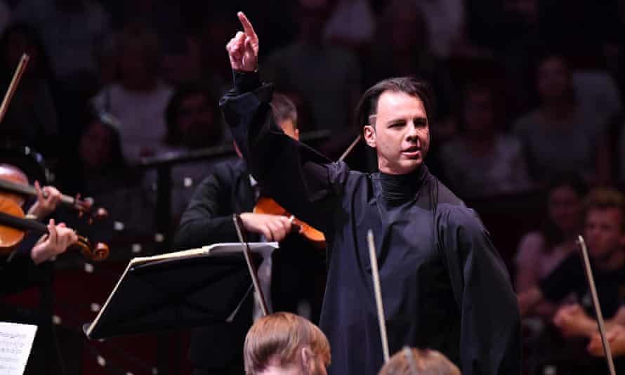Teodor Currentzis and MusicAeterna