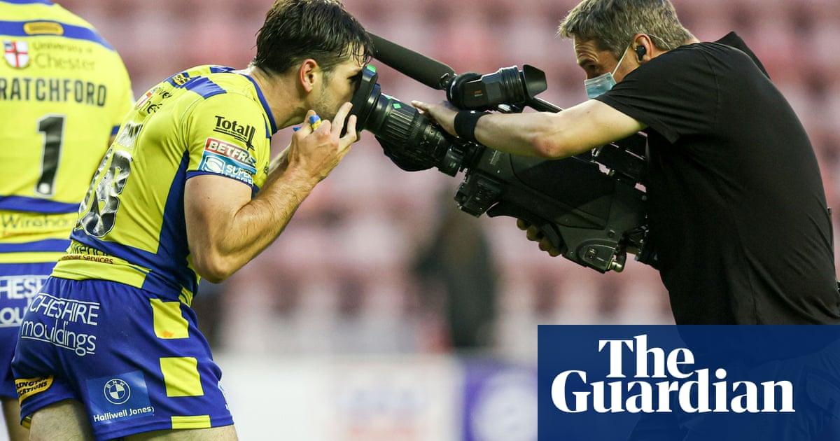Jake Mamo notches hat-trick as Warrington hammer depleted Wigan