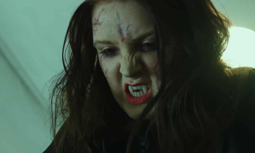 Pure panto … Nest of Vampires