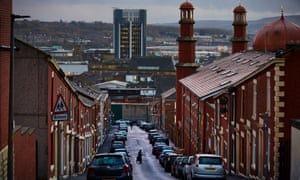 Blackburn town centre