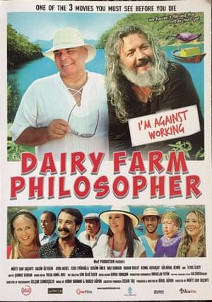 Dairy Farm Philosopher film poster
