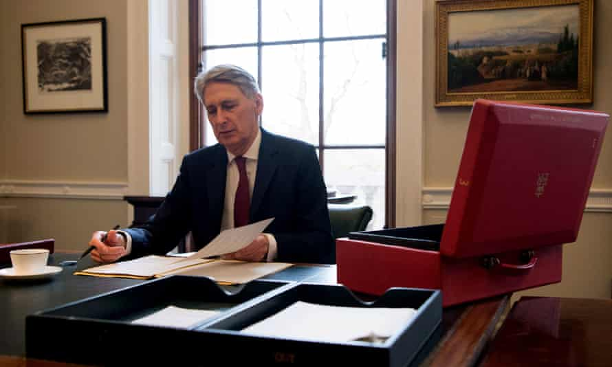 The chancellor has the hard task of delivering an agenda for post-Brexit Britain.